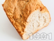 Хрупкав хляб с грис за хлебопекарна